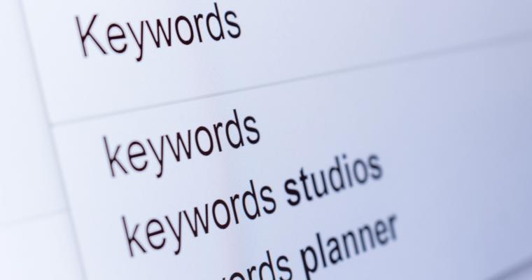 Rank Keywords